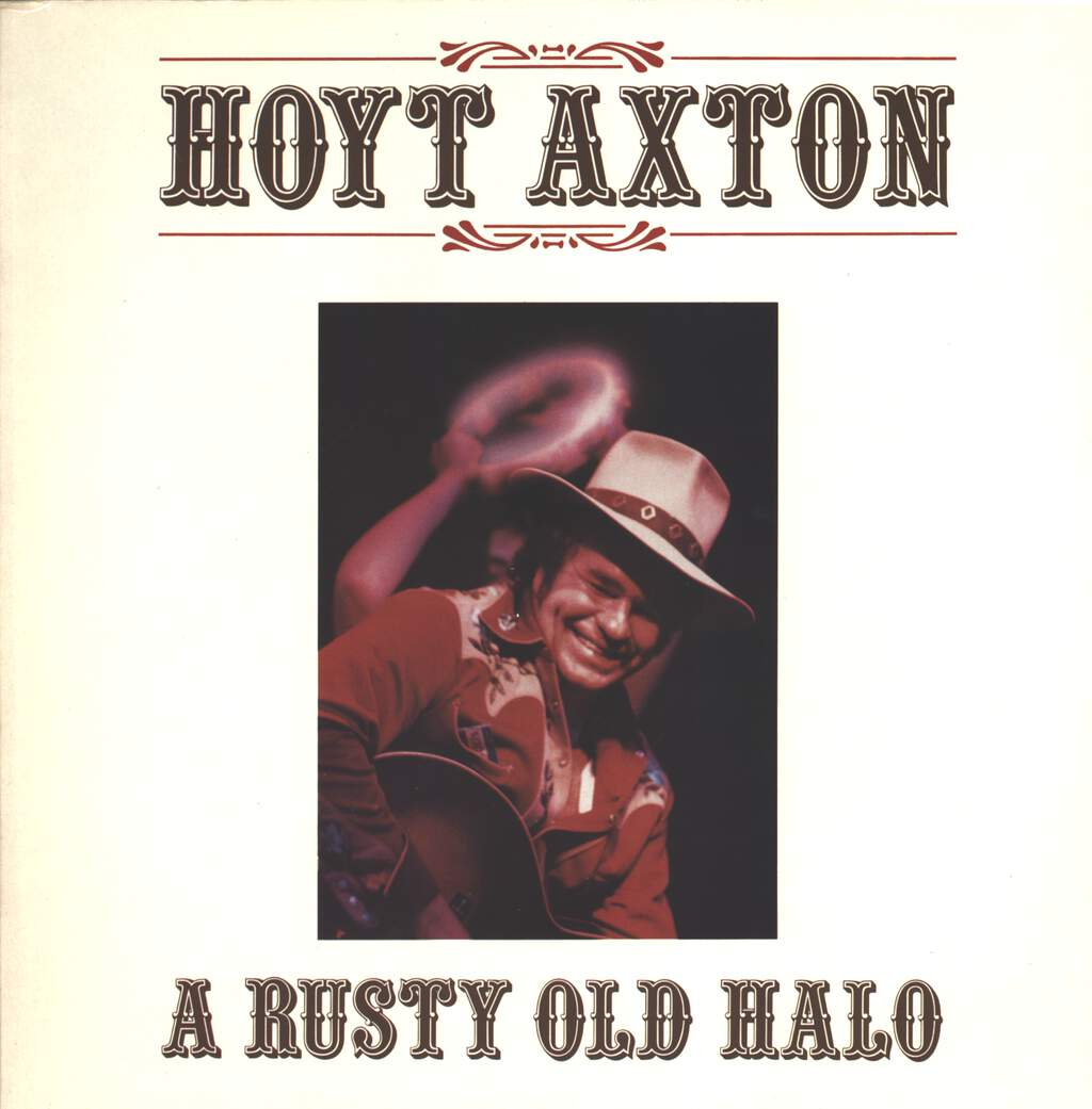 Hoyt Axton: A Rusty Old Halo, LP (Vinyl)