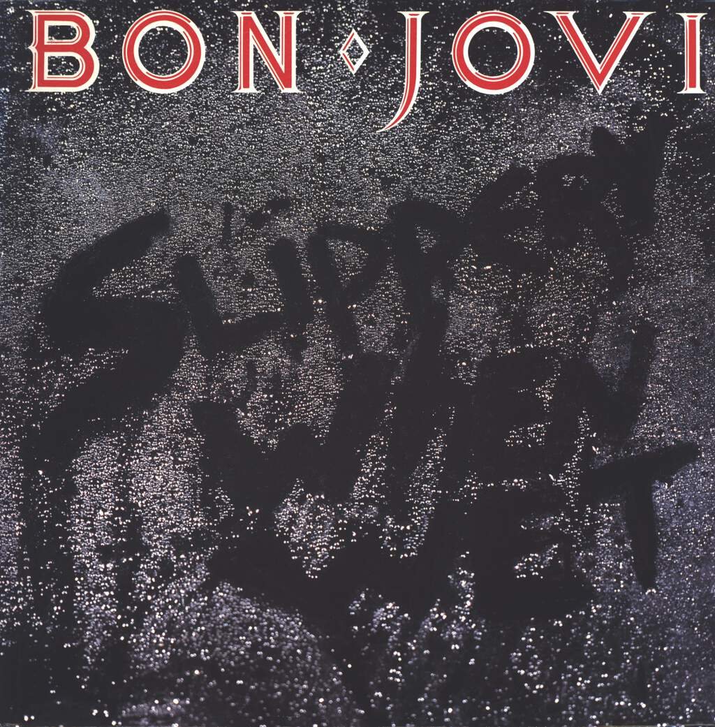 Bon Jovi: Slippery When Wet, LP (Vinyl)