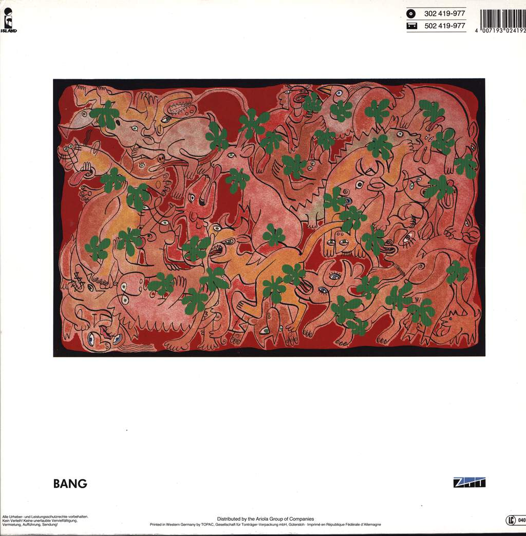 Frankie Goes To Hollywood: Welcome To The Pleasuredome, LP (Vinyl)
