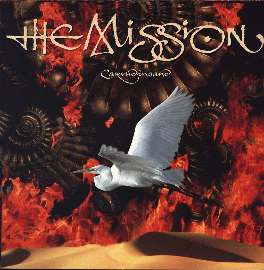 The Mission: Carved In Sand, LP (Vinyl)