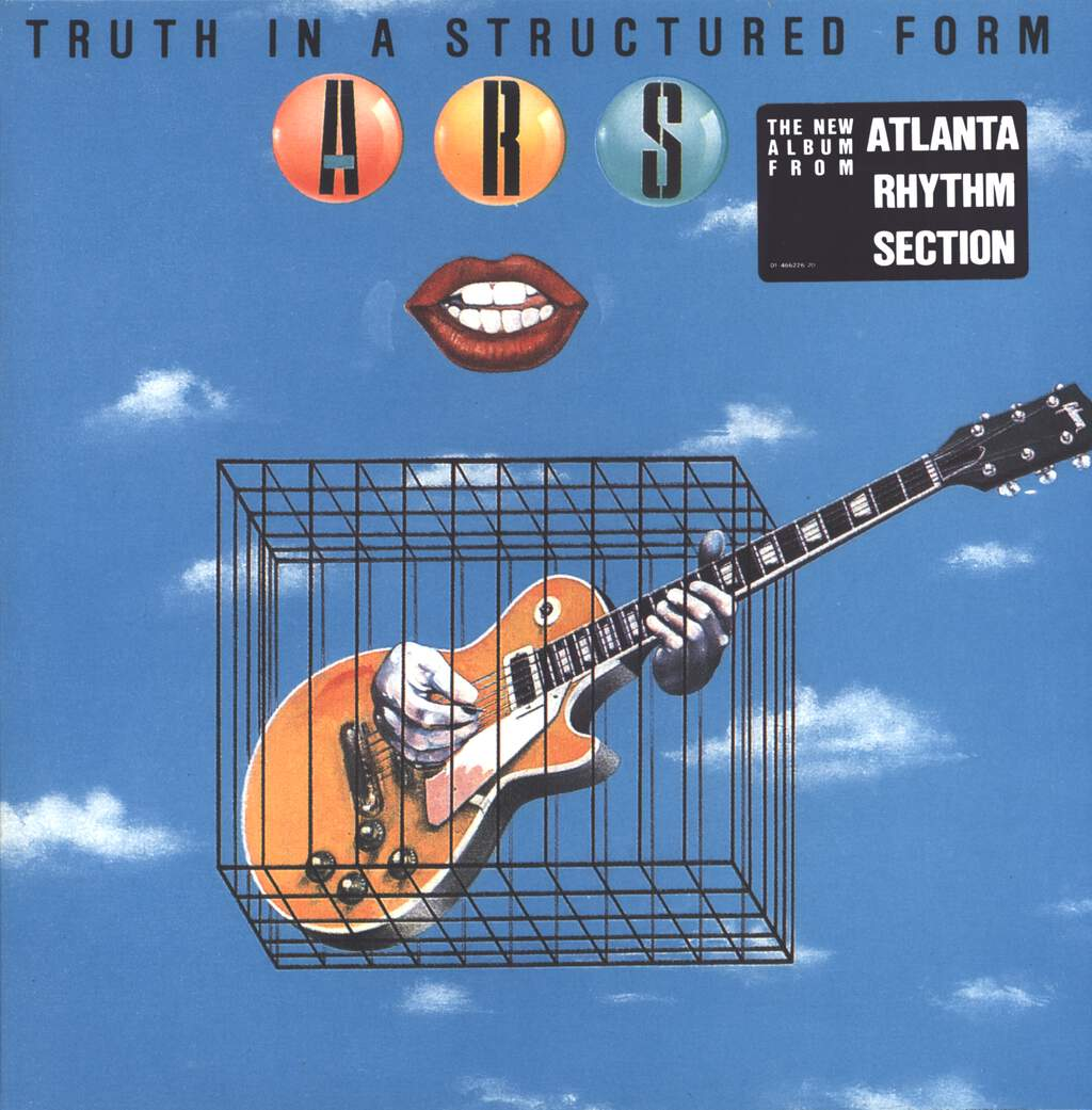 Atlanta Rhythm Section: Truth In A Structured Form, LP (Vinyl)