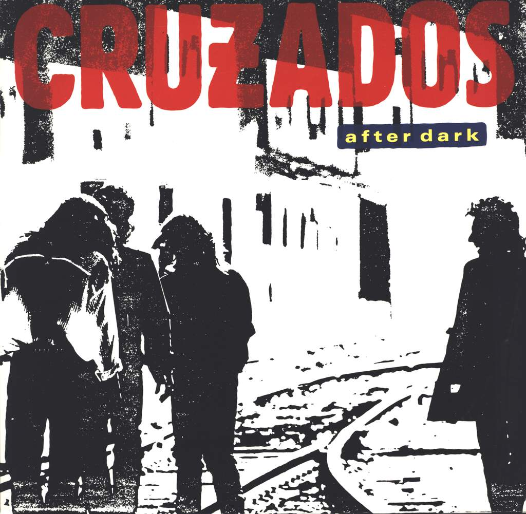 Cruzados: After Dark, LP (Vinyl)
