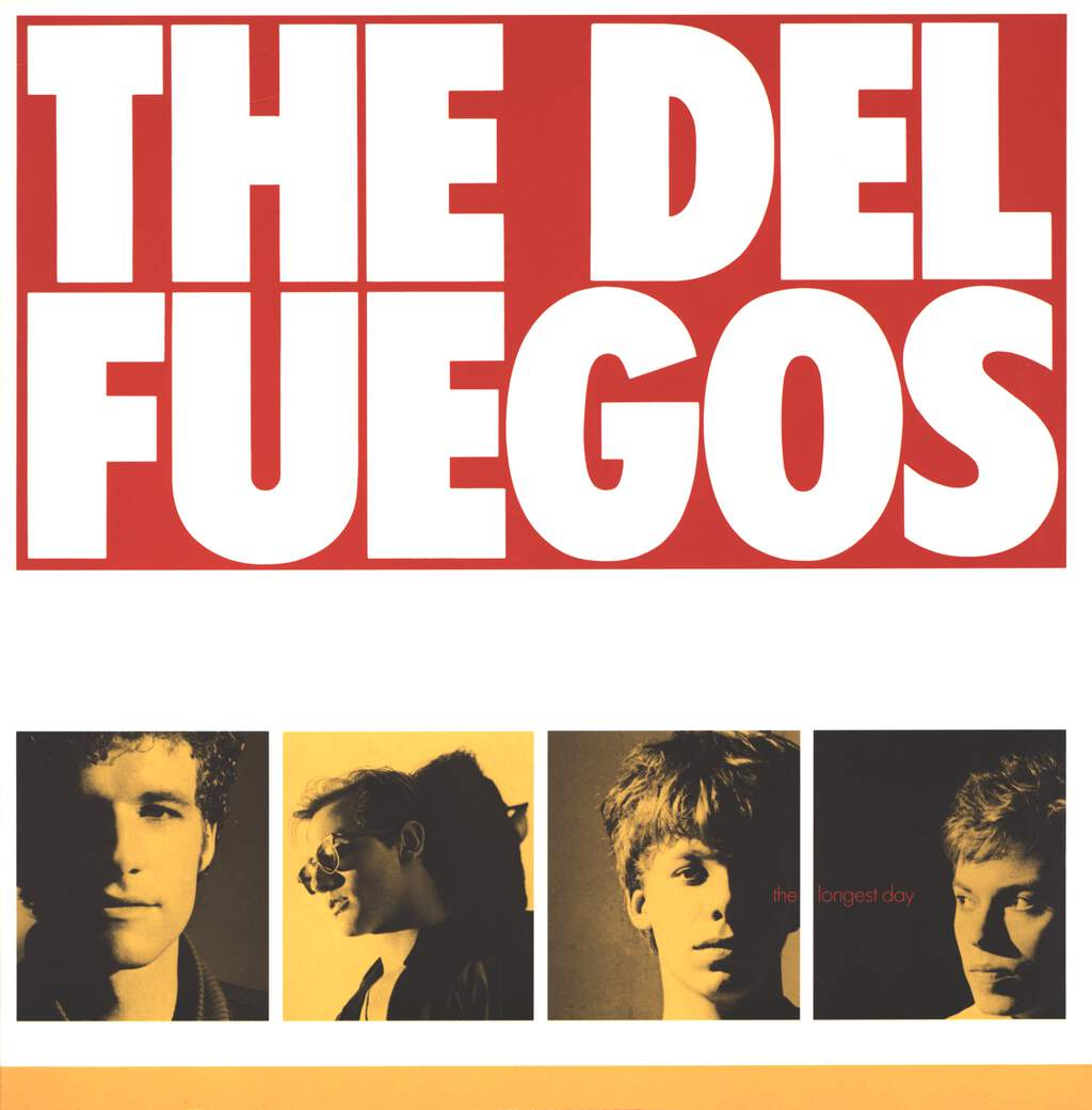 The Del Fuegos: The Longest Day, LP (Vinyl)