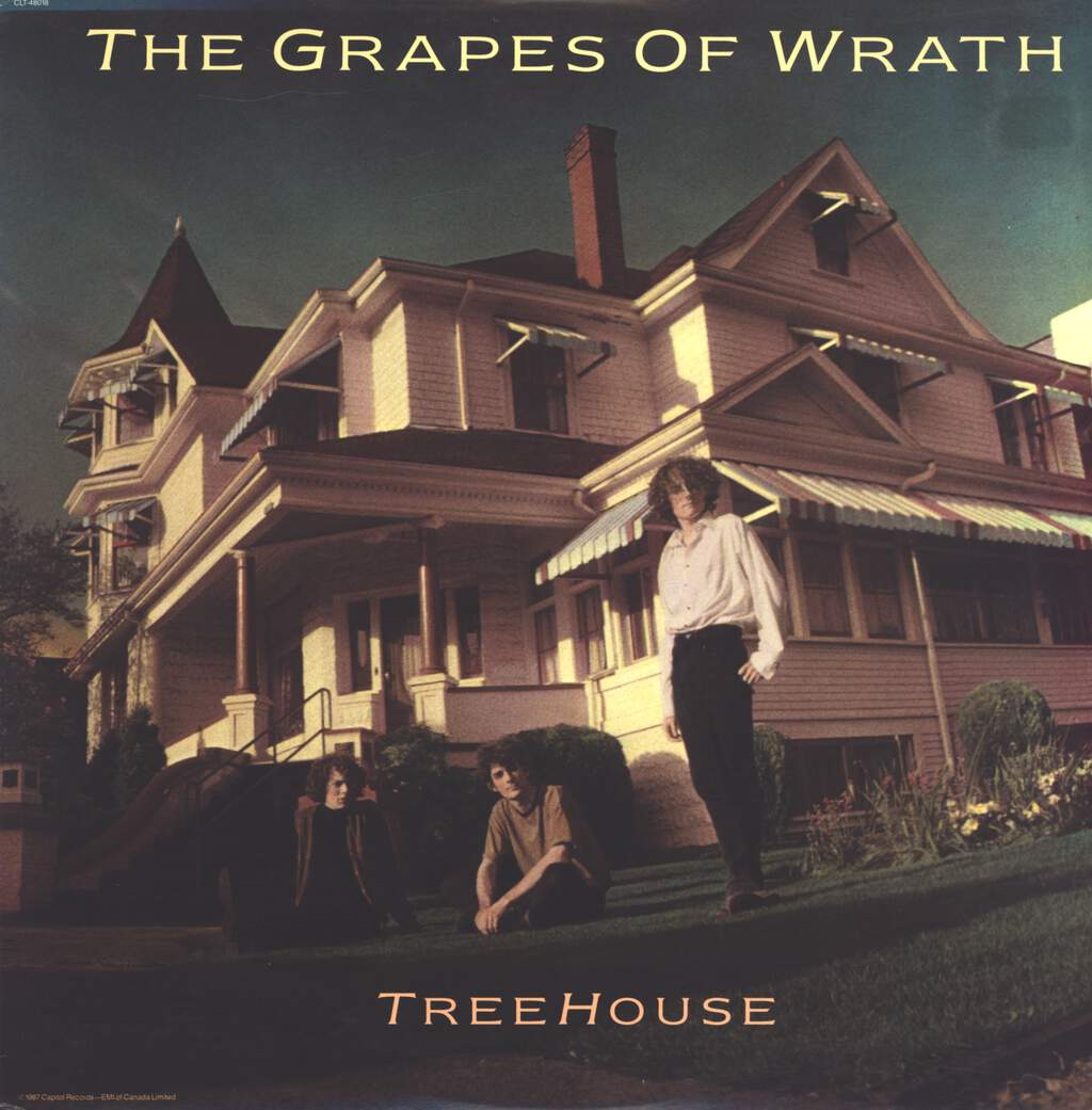 The Grapes Of Wrath: Treehouse, LP (Vinyl)