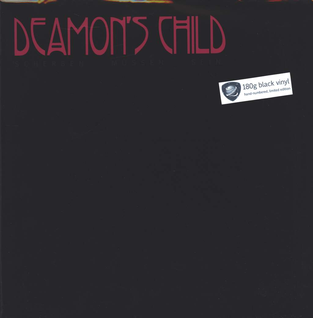"Deamon's Child: Scherben Mussen Sein, 12"" Maxi Single (Vinyl)"