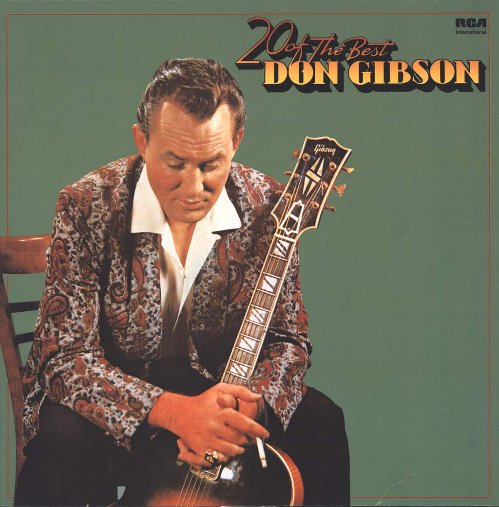 Don Gibson: 20 Of The Best, LP (Vinyl)