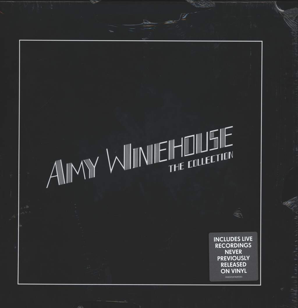 Amy Winehouse: The Collection, LP (Vinyl)