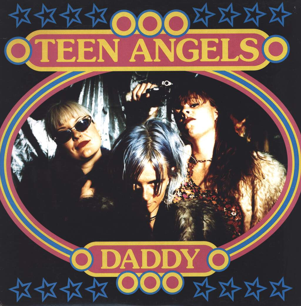 Teen Angels: Daddy, LP (Vinyl)