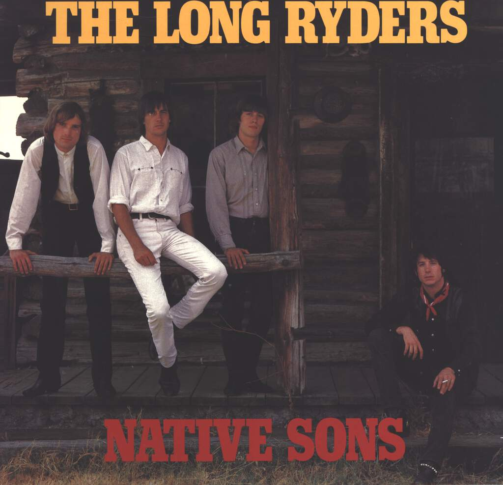 The Long Ryders: Native Sons, LP (Vinyl)