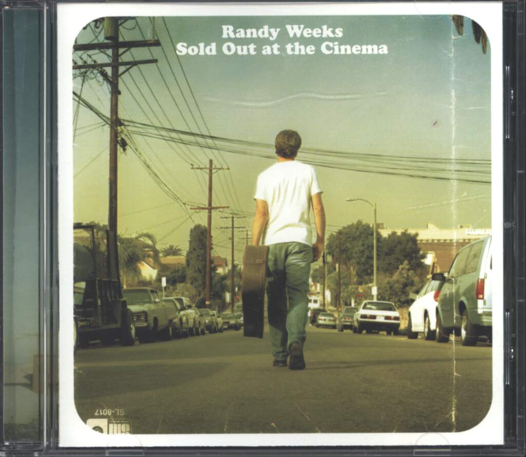 Randy Weeks: Sold Out At The Cinema, CD