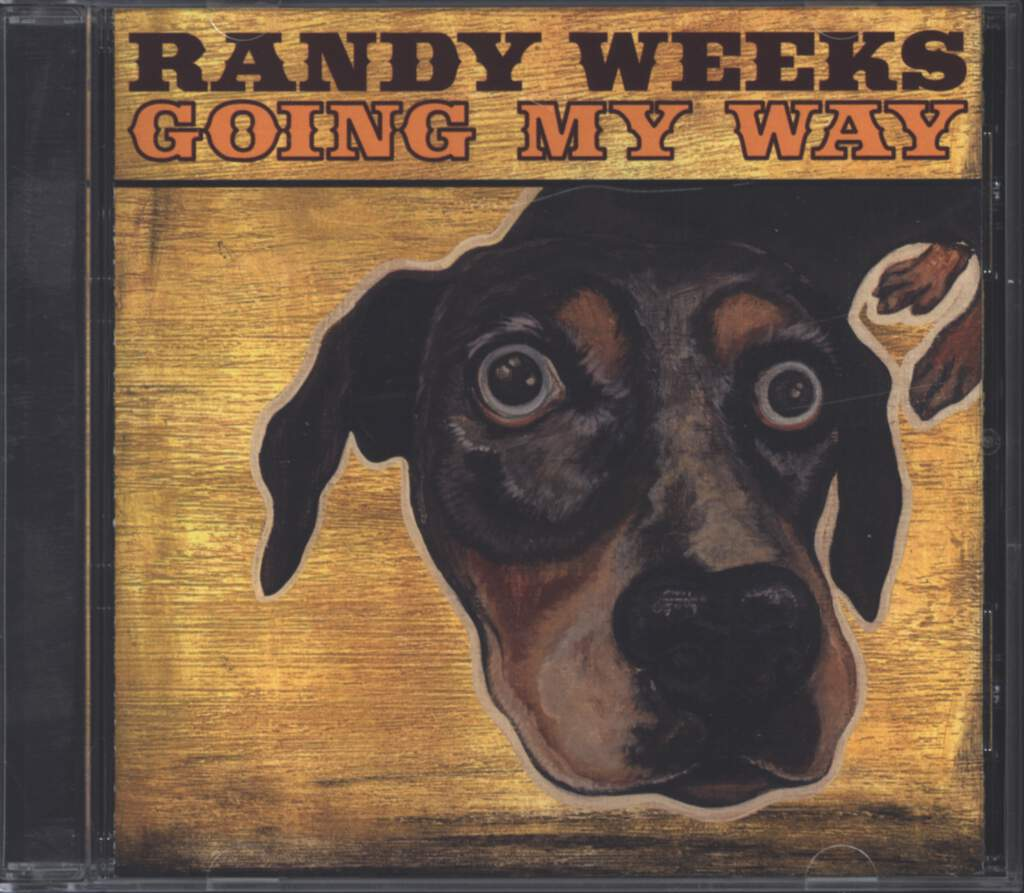 Randy Weeks: Going My Way, CD