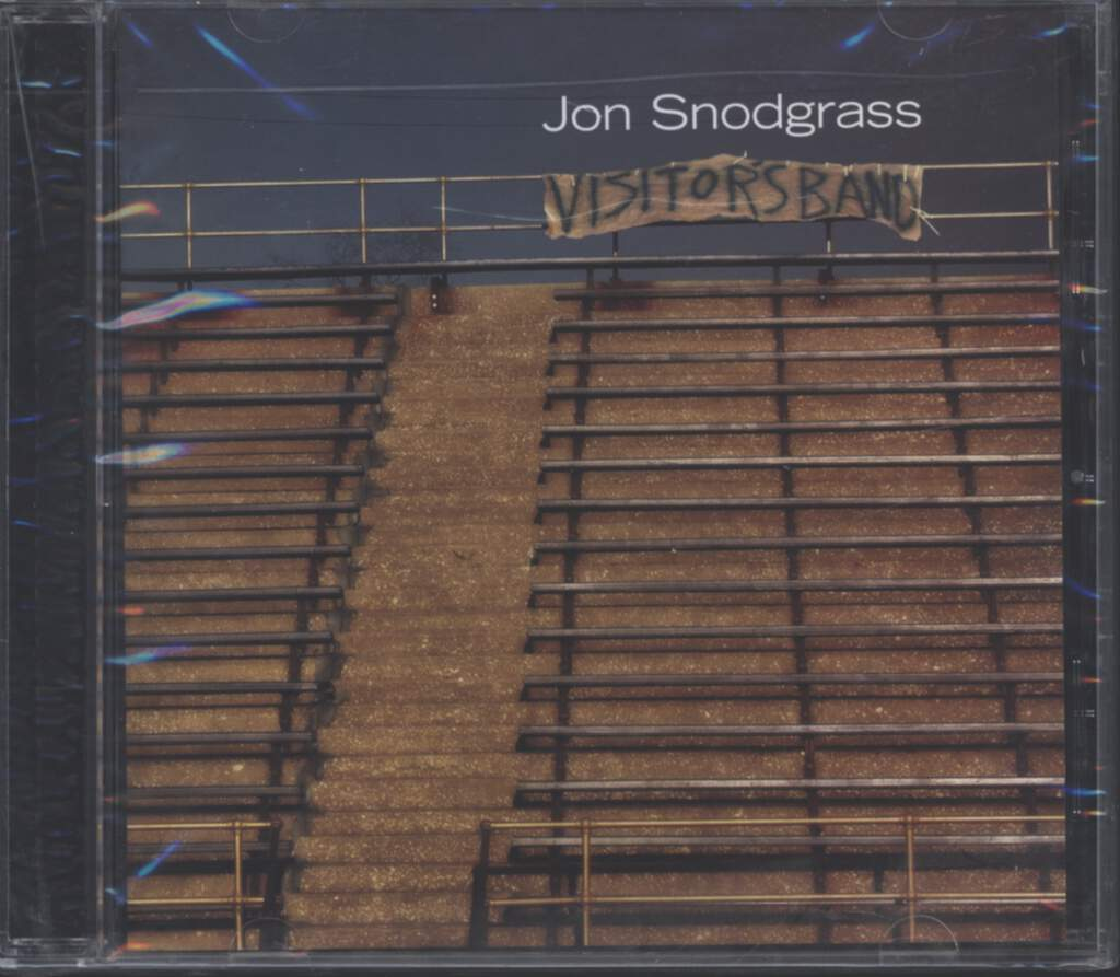 Jon Snodgrass: Visitor's Band, CD