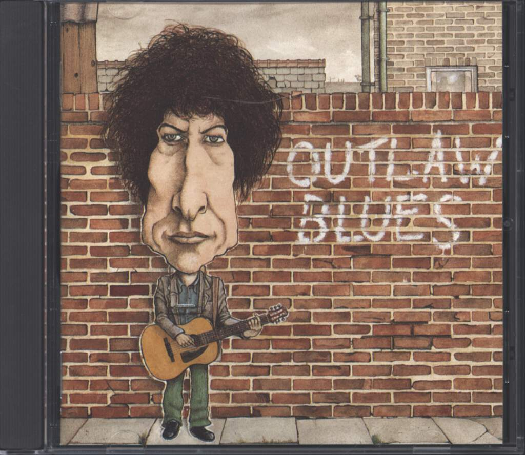 Various: Outlaw Blues, CD