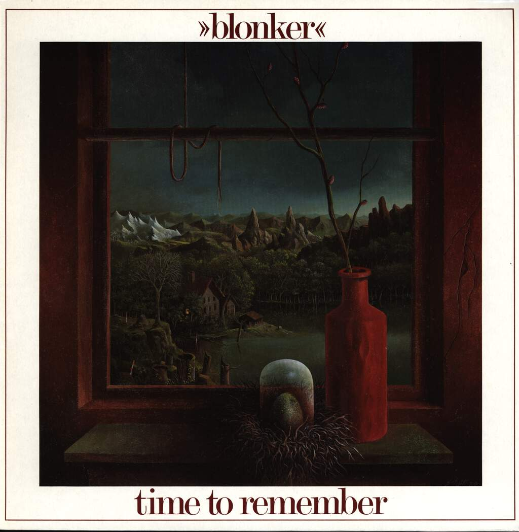Blonker: Time To Remember, LP (Vinyl)