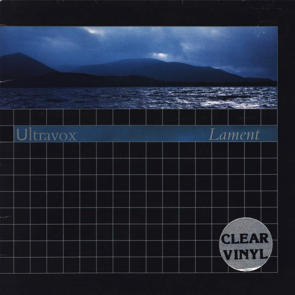 "Ultravox: Lament, 7"" Single (Vinyl)"