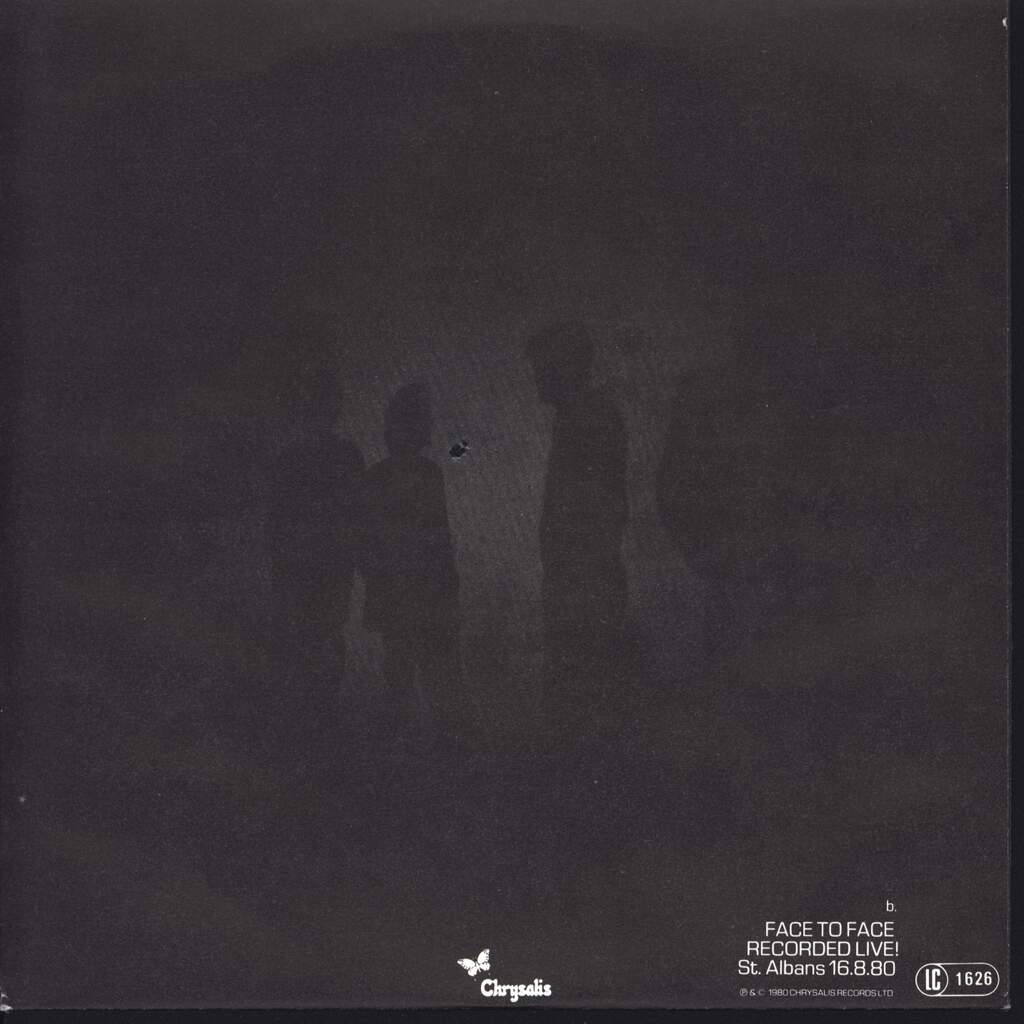 "Ultravox: Passing Strangers, 7"" Single (Vinyl)"