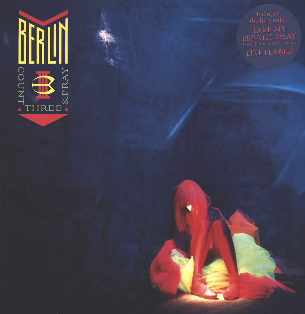 Berlin: Count Three & Pray, LP (Vinyl)