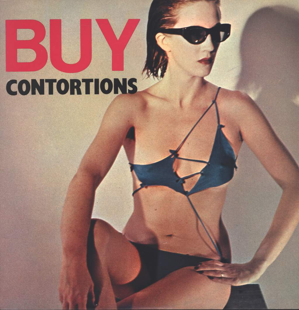 The Contortions: Buy, LP (Vinyl)