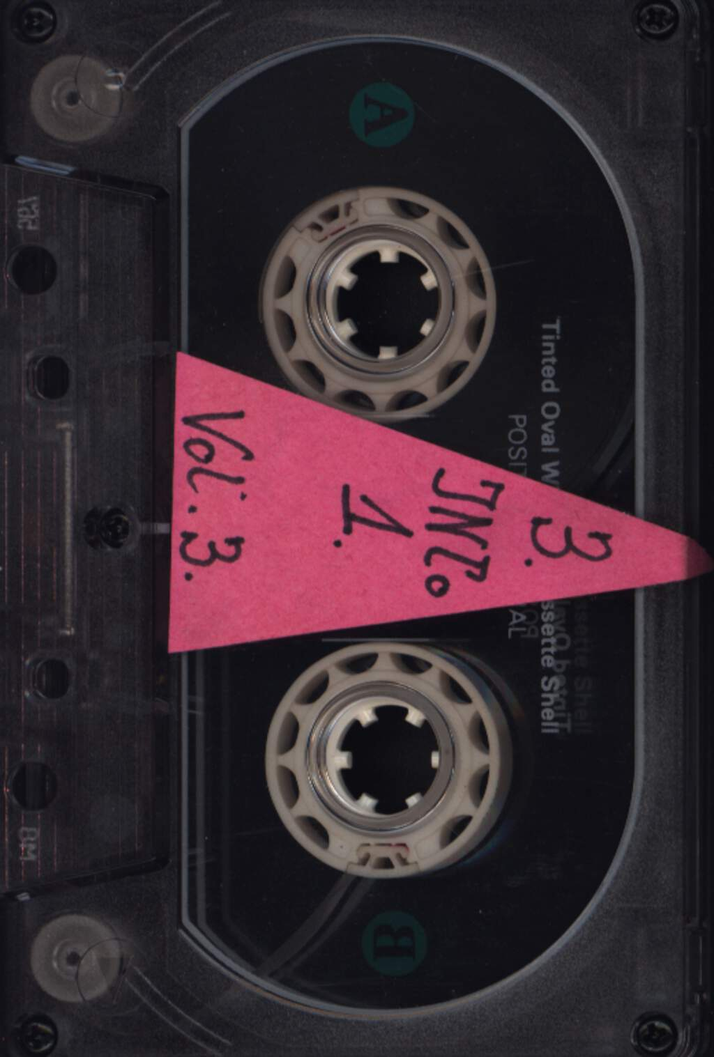 Various: Three Into One Vol.3, Compact Cassette