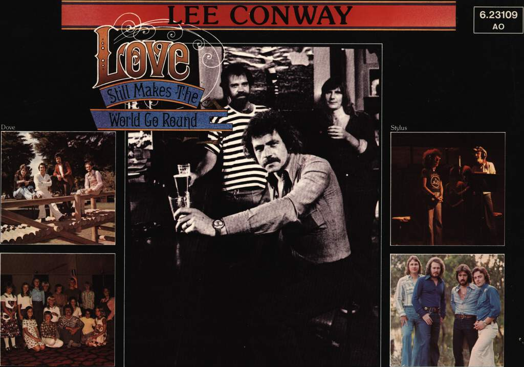 Lee Conway: Love Still Makes The World Go Round, LP (Vinyl)