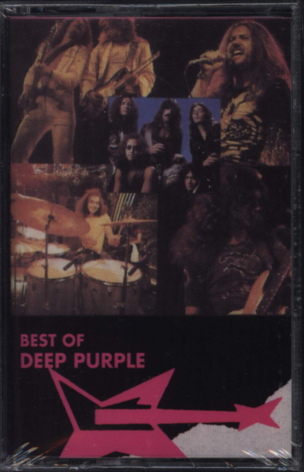 Deep Purple: Best Of Deep Purple, Compact Cassette