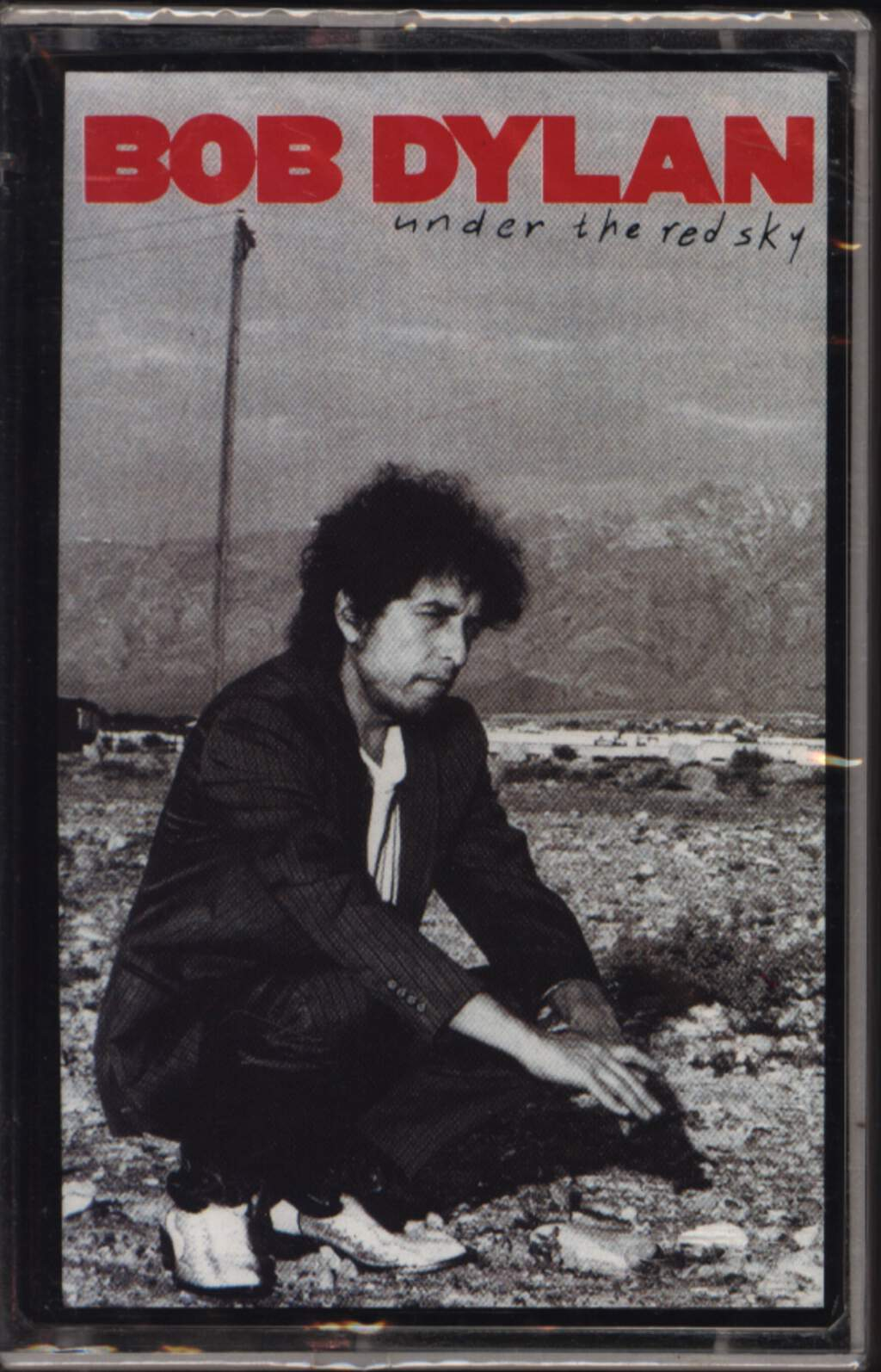 Bob Dylan: Under The Red Sky, Compact Cassette