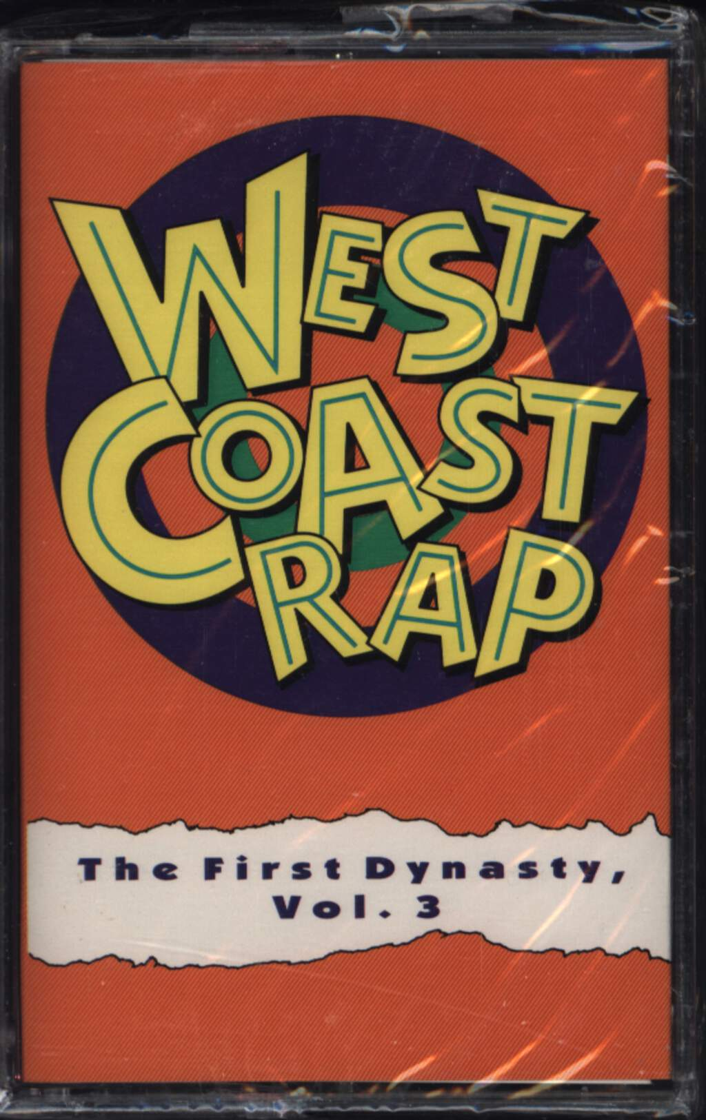 Various: West Coast Rap - The First Dynasty, Vol. 3, Tape