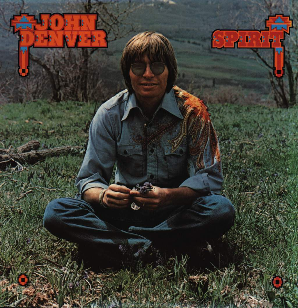 John Denver: Spirit, LP (Vinyl)