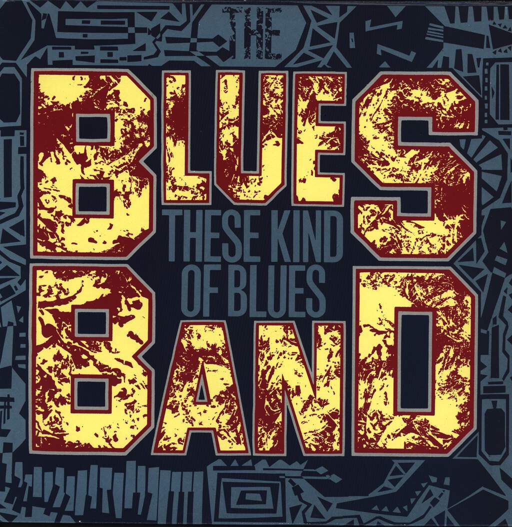 The Blues Band: These Kind Of Blues, LP (Vinyl)