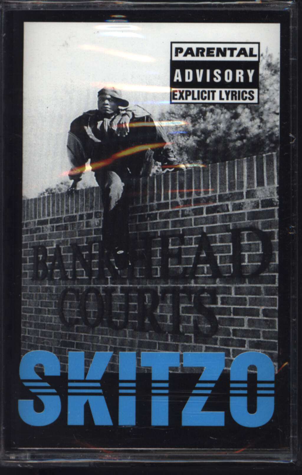 Skitzo: Bankhead Courts, Compact Cassette