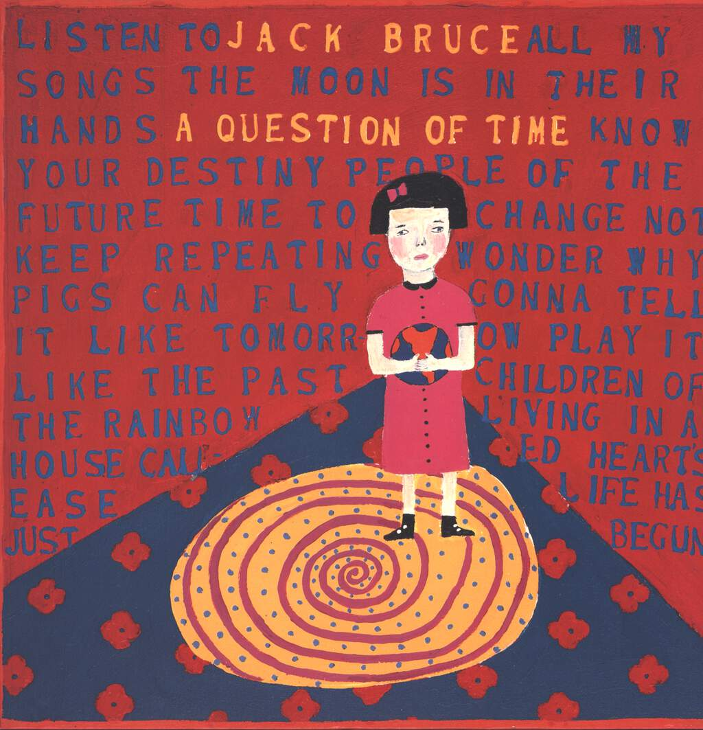 Jack Bruce: A Question Of Time, LP (Vinyl)