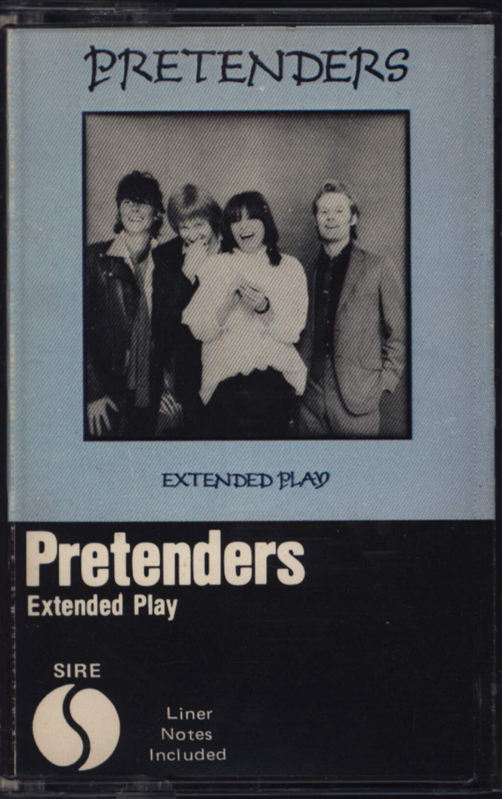 The Pretenders: Extended Play, Tape