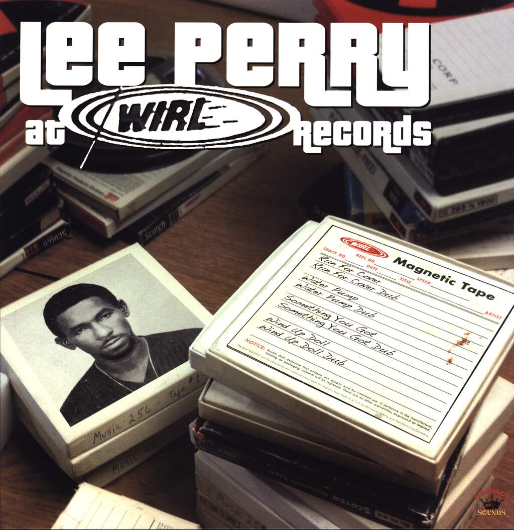 Lee Perry: Lee Perry At WIRL Records, LP (Vinyl)