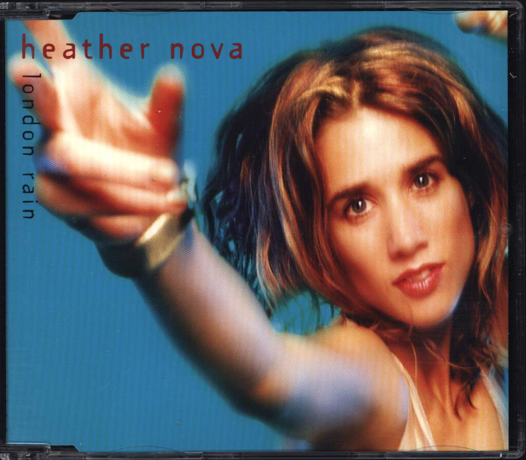 Heather Nova: London Rain, Mini CD