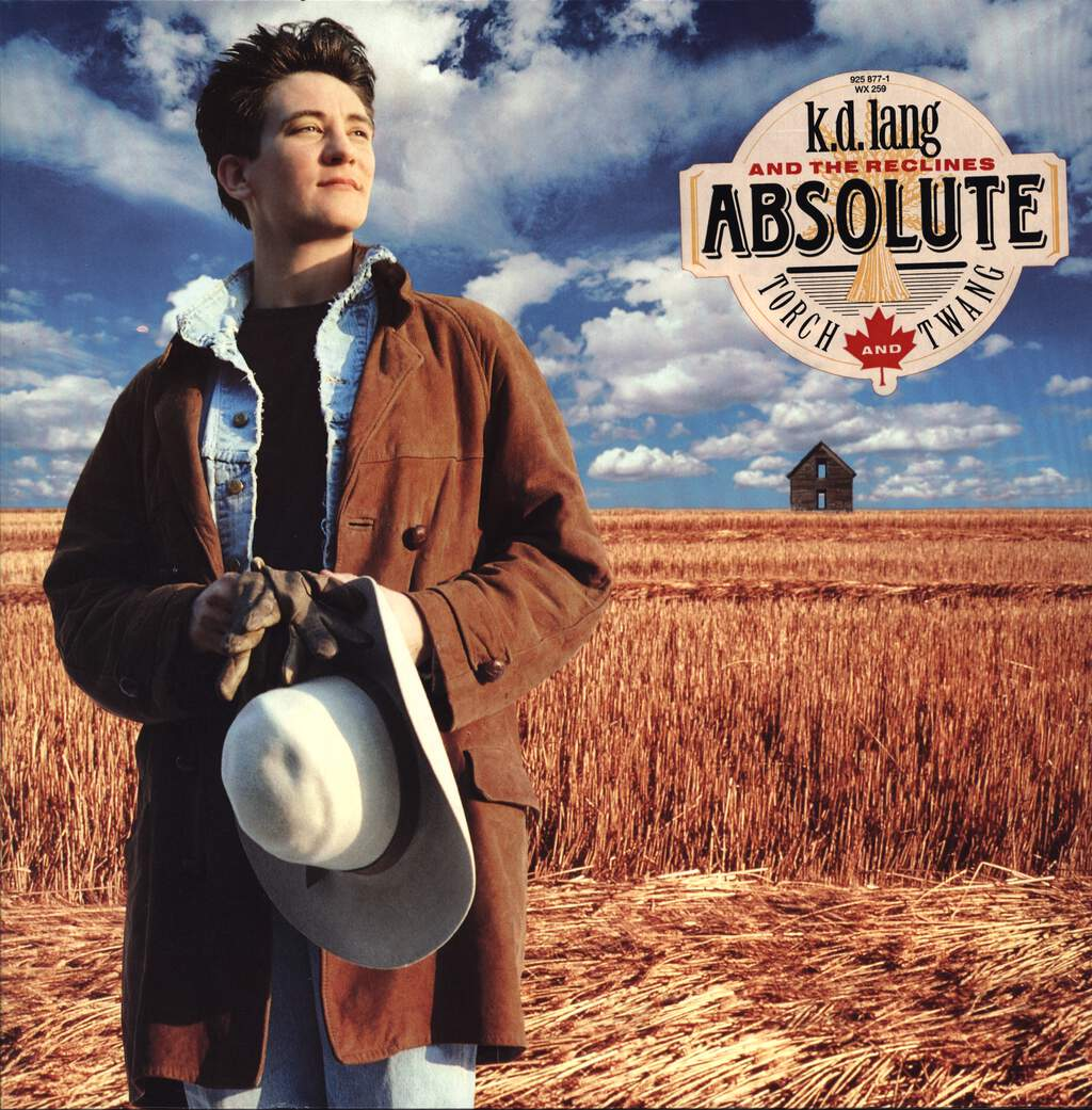 k.d. lang And The Reclines: Absolute Torch And Twang, LP (Vinyl)