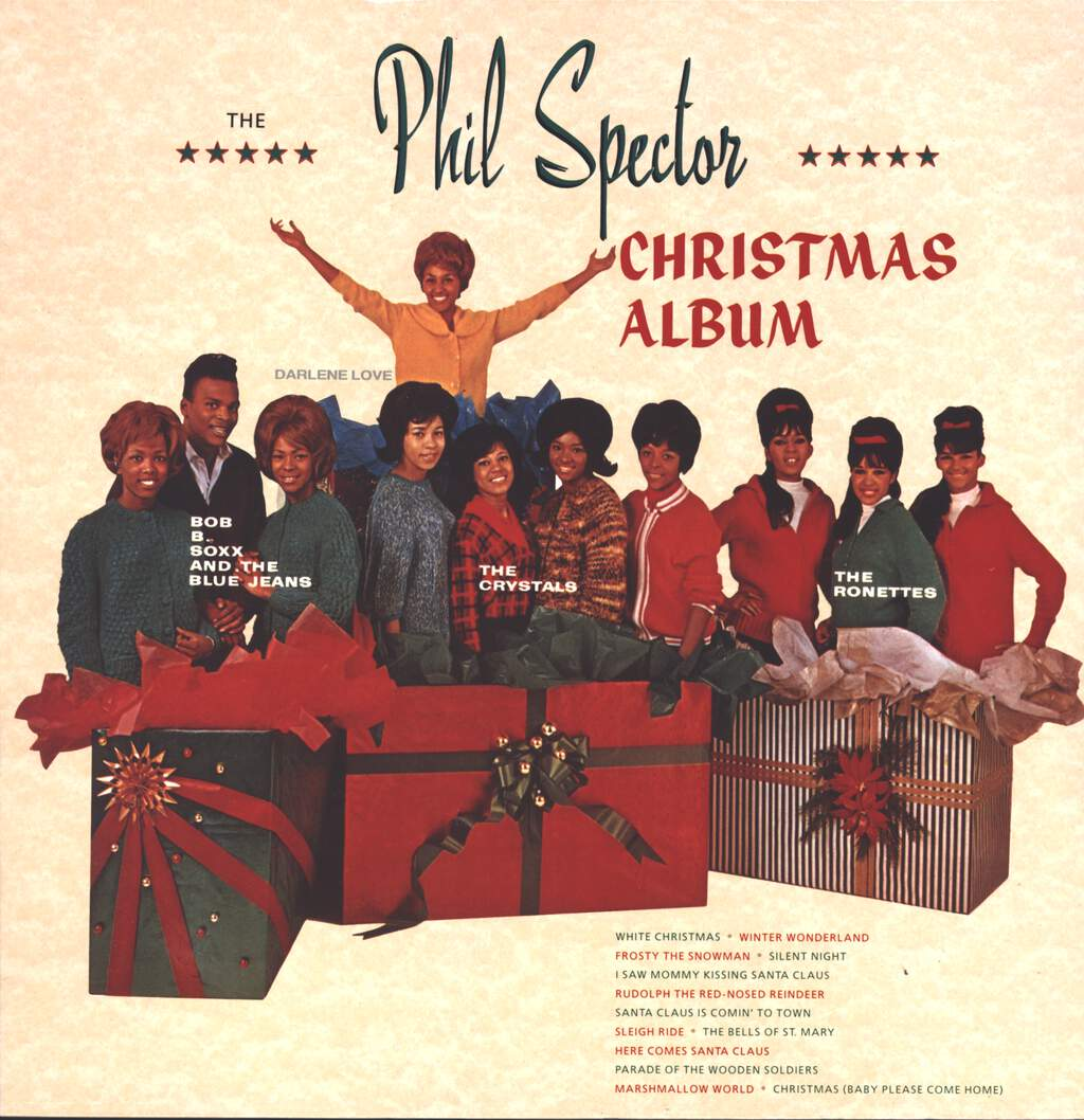 A Christmas Gift For You From Phil Spector.Various A Christmas Gift For You From Phil Spector