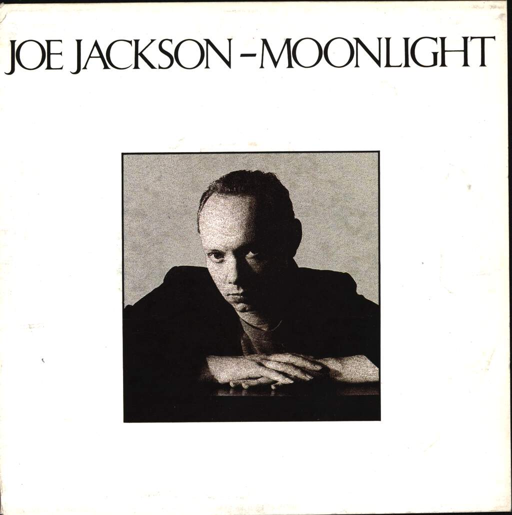 "Joe Jackson: Moonlight, 7"" Single (Vinyl)"