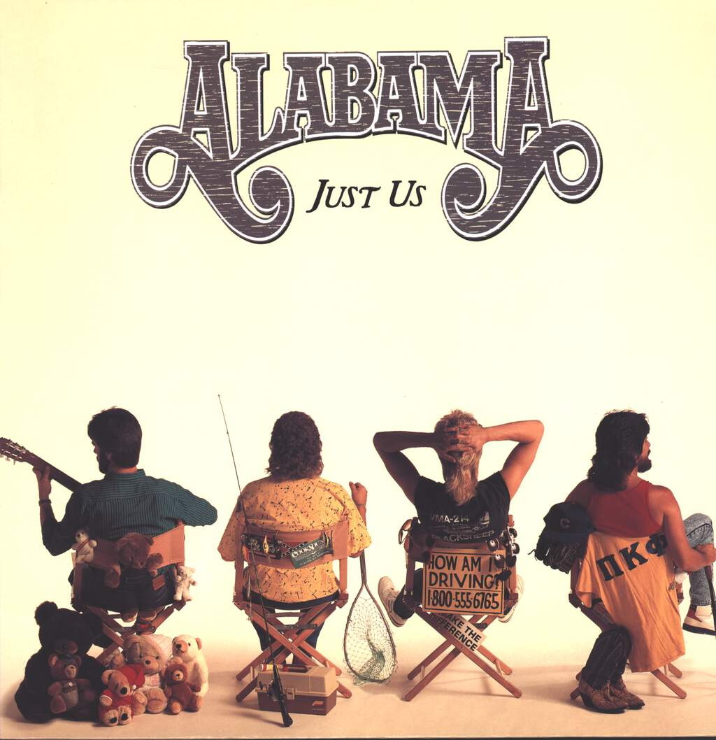 Alabama: Just Us, LP (Vinyl)
