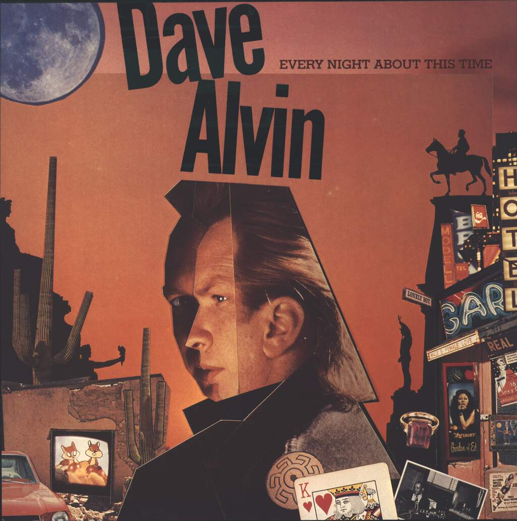 Dave Alvin: Every Night About This Time, LP (Vinyl)