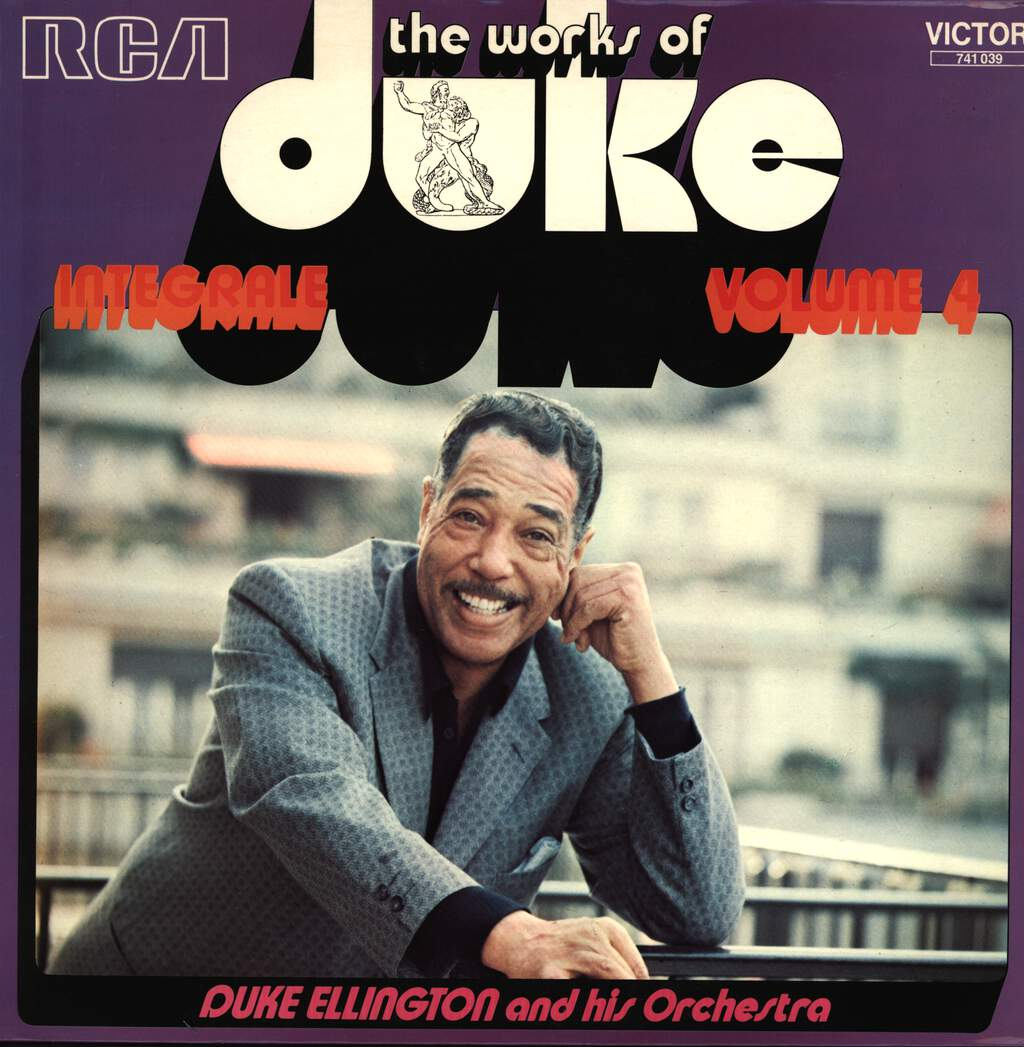 Duke Ellington And His Orchestra: The Works Of Duke - Integrale Volume 4, LP (Vinyl)