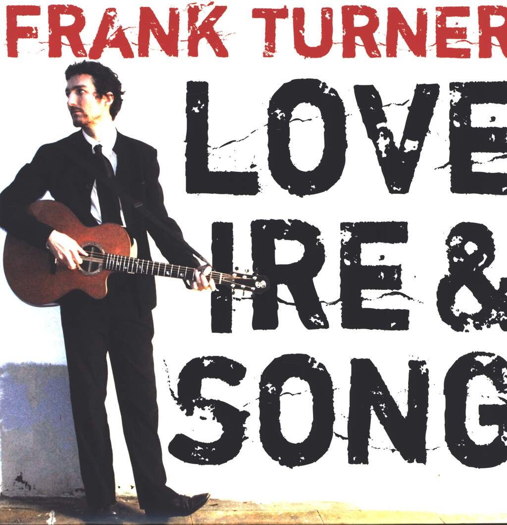 Frank Turner: Love Ire & Song, LP (Vinyl)