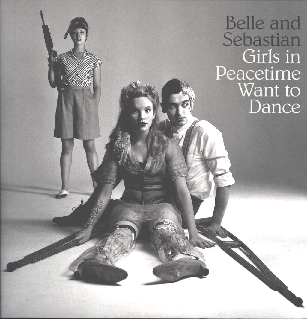 Belle & Sebastian: Girls In Peacetime Want To Dance, LP (Vinyl)