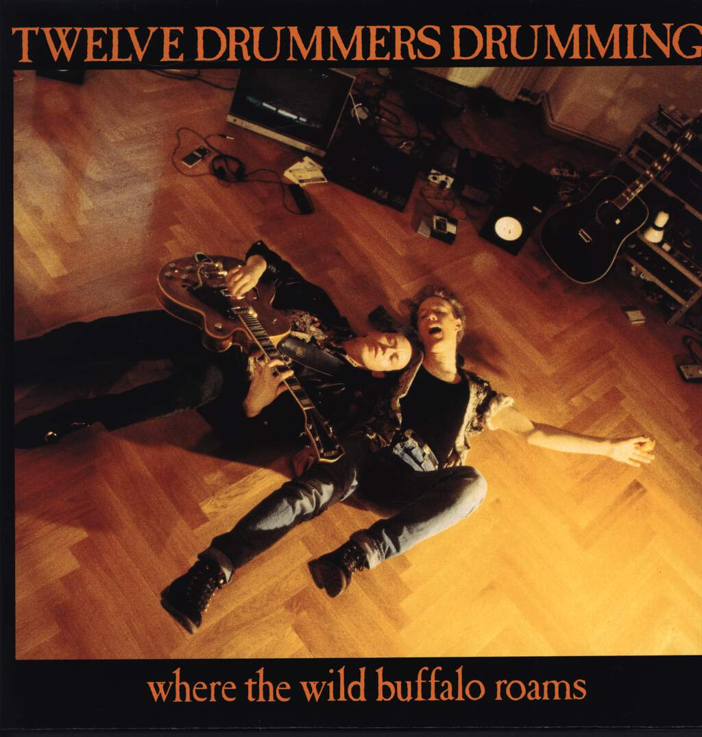 Twelve Drummers Drumming: Where The Wild Buffalo Roams, LP (Vinyl)