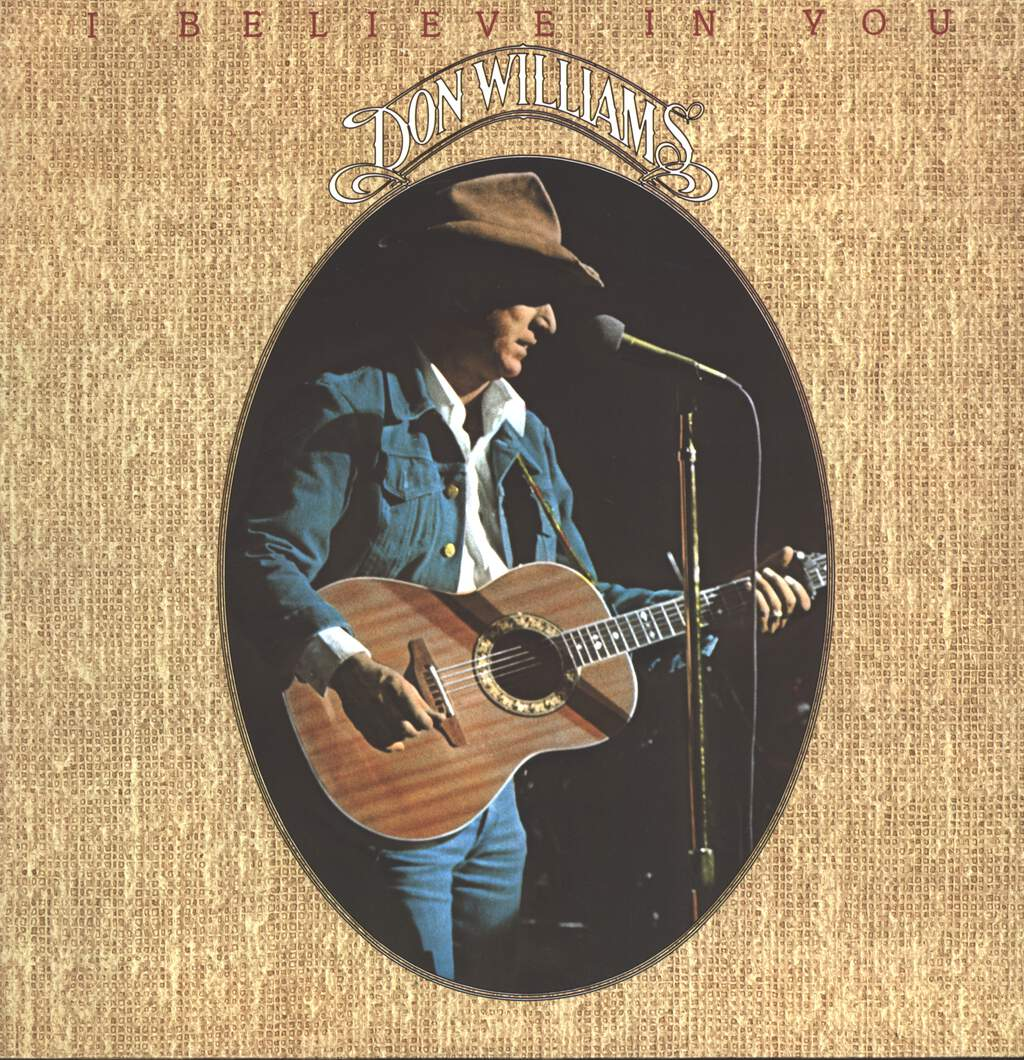 Don Williams: I Believe In You, LP (Vinyl)