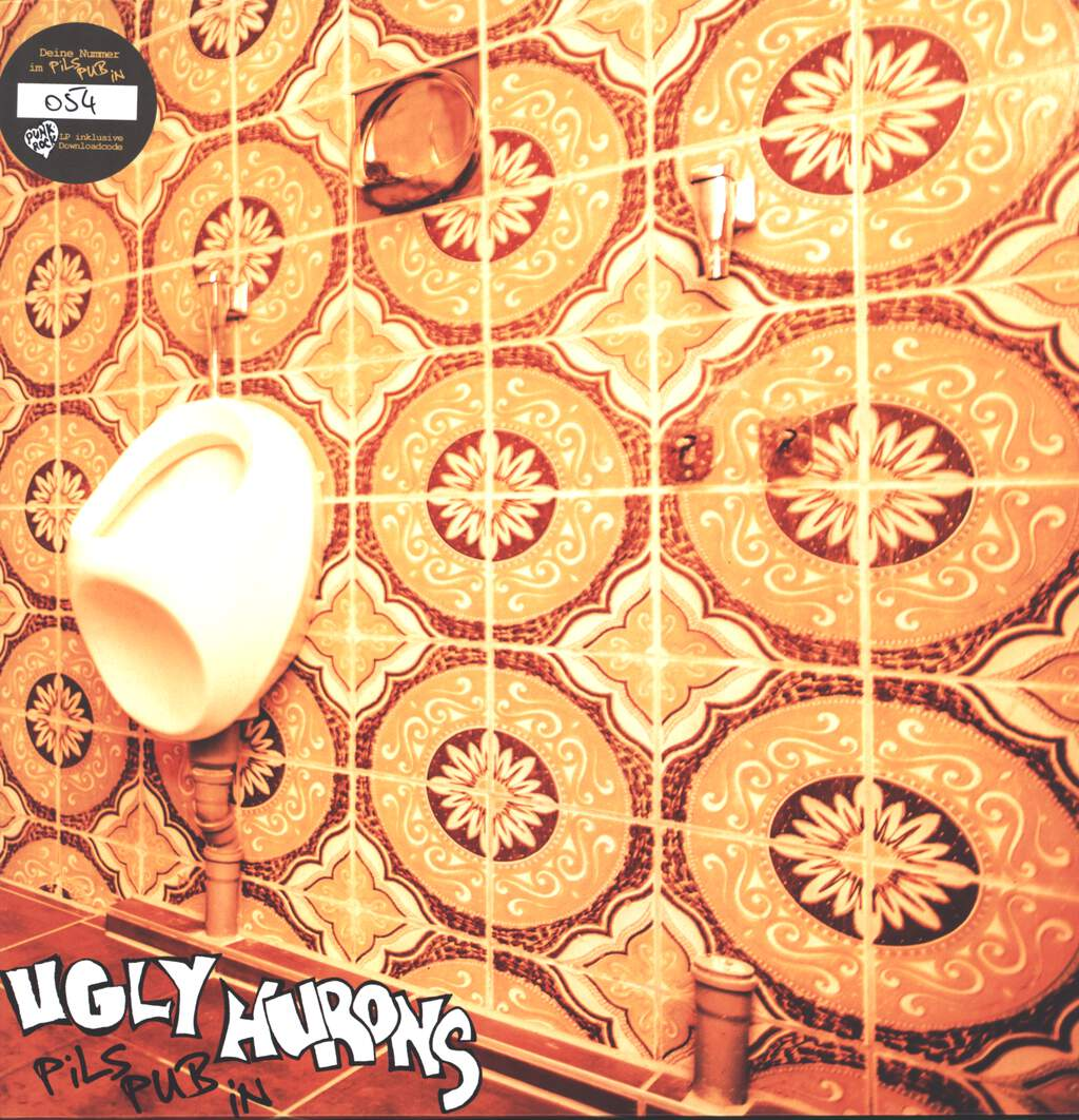 Ugly Hurons: Pils Pub In, LP (Vinyl)
