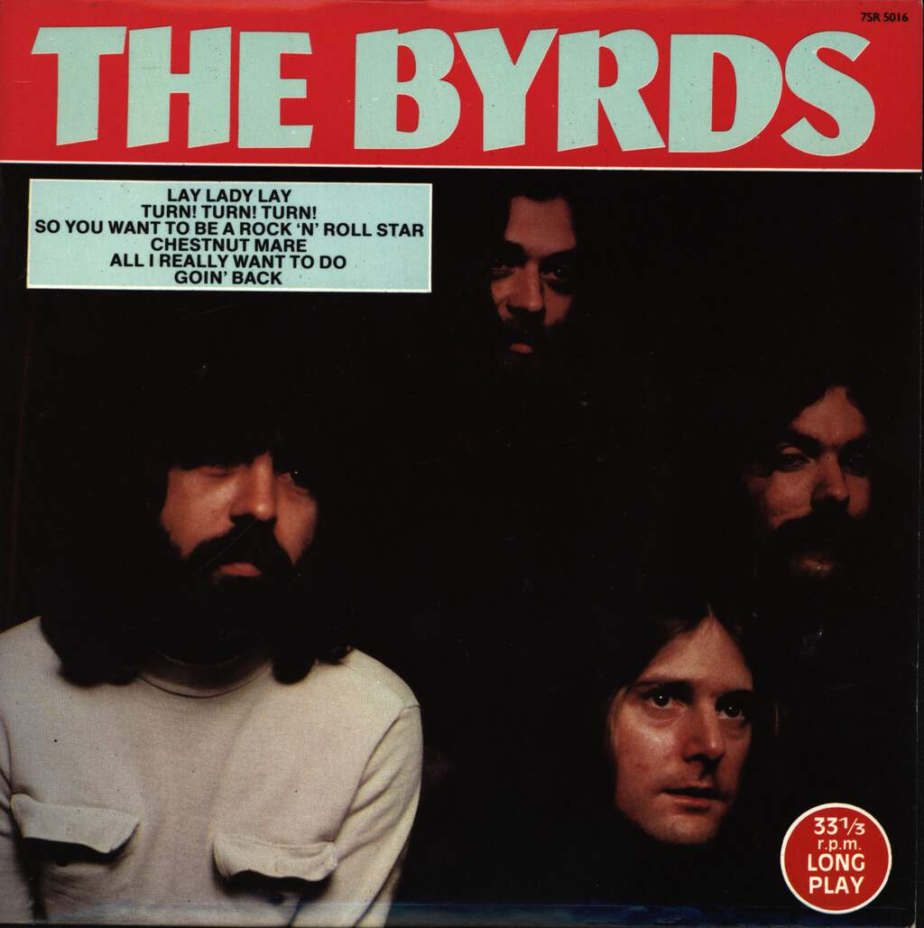 "The Byrds: The Byrds, 7"" Single (Vinyl)"