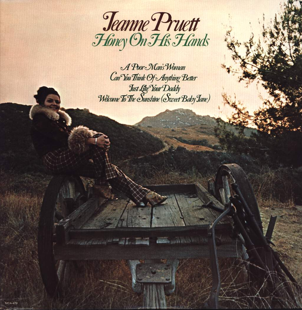 Jeanne Pruett: Honey On His Hands, LP (Vinyl)