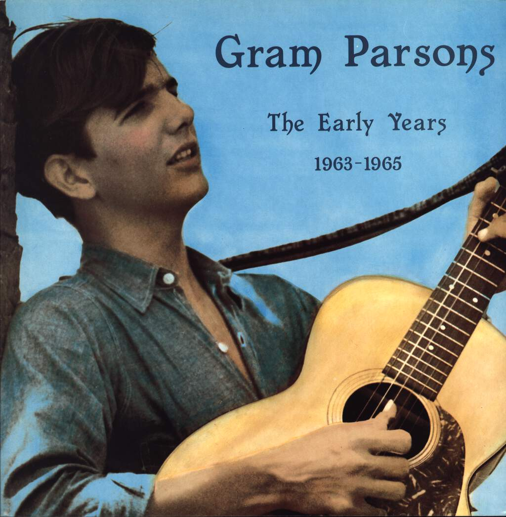 Gram Parsons: The Early Years 1963-65, LP (Vinyl)