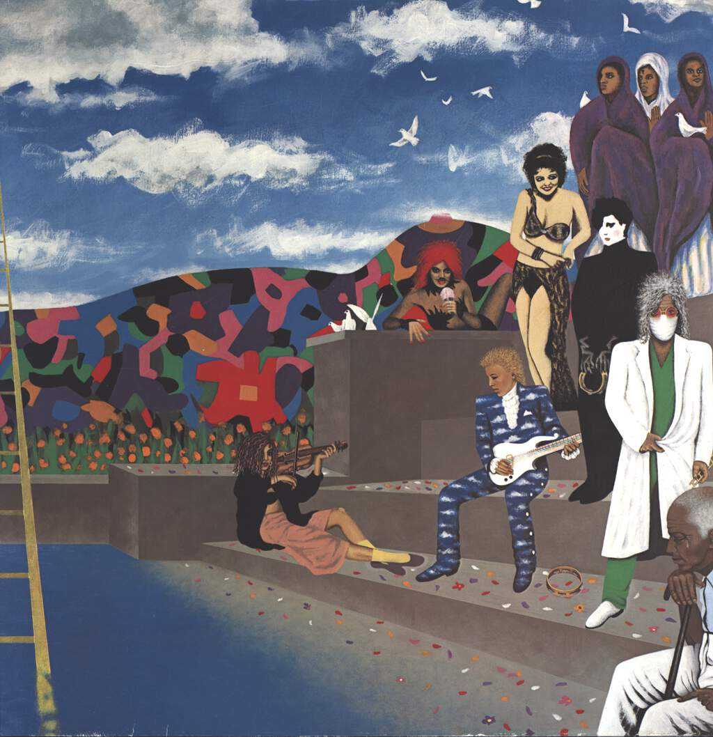 Prince and the Revolution: Around The World In  A Day, LP (Vinyl)