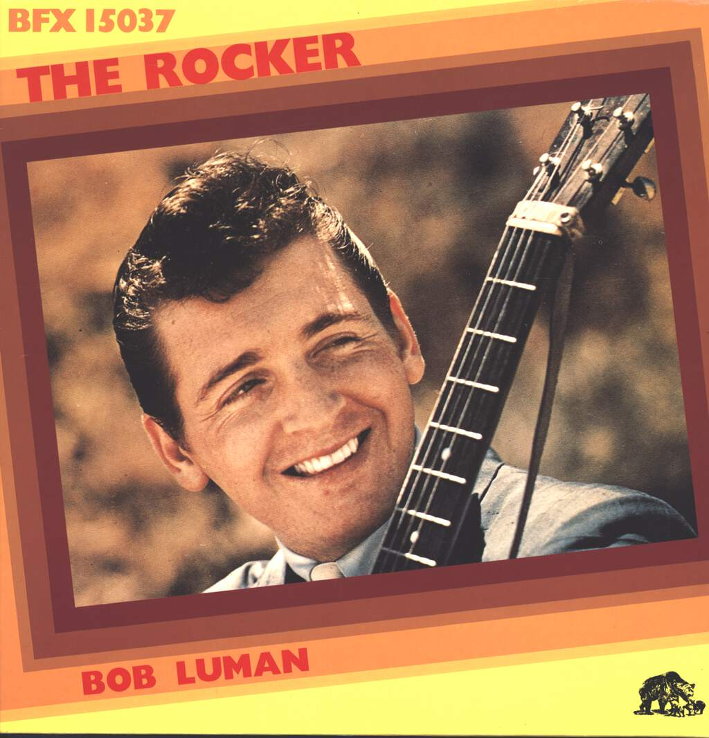 Bob Luman: The Rocker, LP (Vinyl)